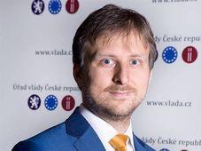 Jan Kněžínek, foto: archiv Úřadu vlády ČR