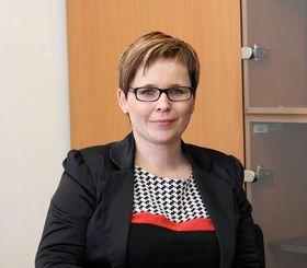 Kateřina Arajmu, foto: Archivo de la Oficina de Representación del Gobierno en Asuntos de la Propiedad administra