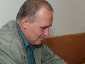 Vojtěch Blodig, foto: Khalil Baalbaki, Archivo de ČRo