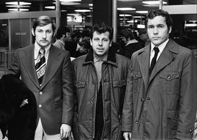 Nehoda, Masopust, Viktor en 1974, photo: Verhoeff, Bert / Anefo, CC BY-SA 3.0 Netherlands