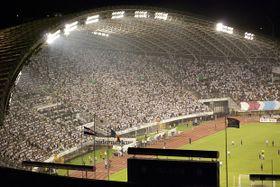 Hajduk Split stadium, photo: Ballota, CC 3.0 license