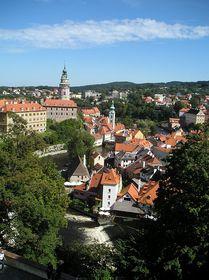 Český Krumlov (Foto: Magdalena Kašubová)