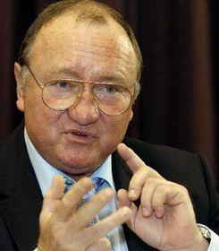 Ministr kultury Vítězslav Jandák, foto: ČTK
