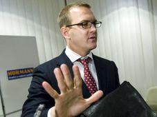 Daniel Křetínský, photo: Filip Jandourek, ČRo