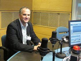 Carlos García Pérez, foto: Archiv Radio Prag