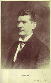 Tomáš Baťa