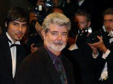 George Lucas,Photo:CTK