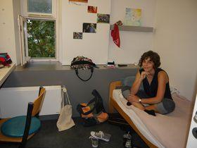 À l'internat, photo: Magdalena Hrozínková