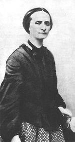 Božena Němcová en 1860