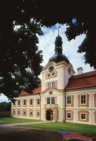 Zámek Nebílovy, foto: www.czechtourism.cz