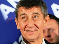 Andrej Babiš, photo: Filip Jandourek, Czech Radio