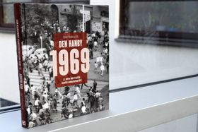 книга «День позора 1969», фото: Барбора Немцова