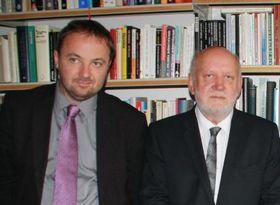 Stanislav Kázecký aTomáš Grulich