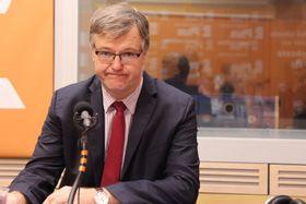 Petr Zahradník, foto: Jana Přinosilová, ČRo