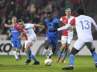Slavia Prague - Genk, photo: ČTK/Michal Kamaryt
