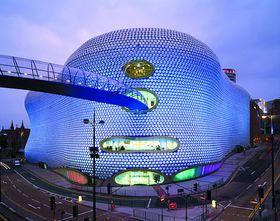 Selfridges department store, Birmingham