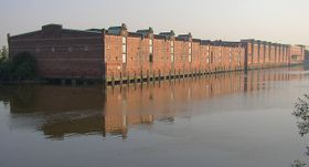 Český přístav vHamburku, foto: Doris Antony, Wikimedia CC BY-SA 3.0