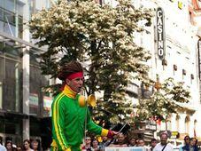 DJuggledy (Foto: MH_project, Offizielle Facebook-Seite des Festivals Za dveřmi)