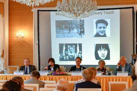 'La conférence 'Le Printemps de Prague cinquante ans après', photo: Khalil Baalbaki, ČRo