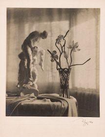 Alois Zych: Un bodegón, Archivo del Museo de Artes Aplicadas y de la Galería Josef Sudek