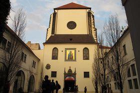 Kirche Maria Schnee (Foto: Kristýna Maková)