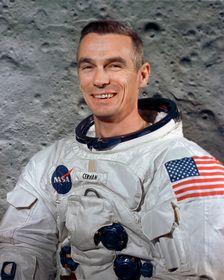 Юджин Сернан, Фото: NASA, открытый источник