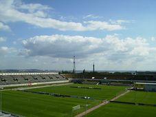 Le stade de Strahov
