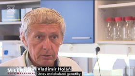 Vladimír Holáñ, foto: ČT24
