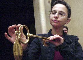 Зузана Наварова (Фото: ЧТК)