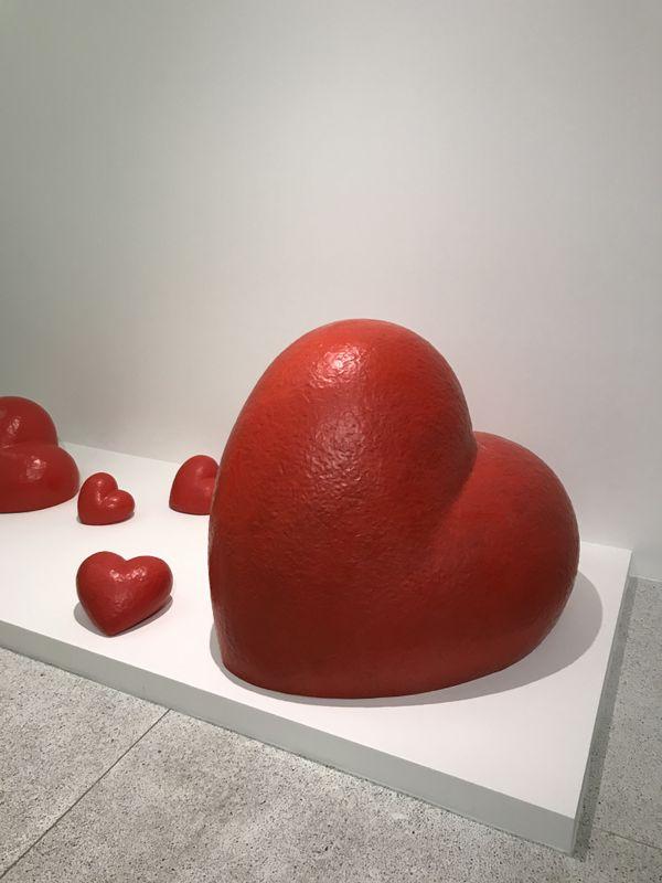 Сердце для Вацлава Гавела, фото: Ольга Васинкевич