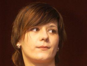 Jana Ciglerová, photo: CTK