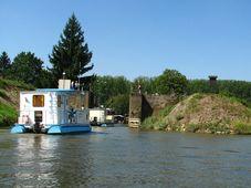 Le canal Baťa, photo: Štěpánka Budková