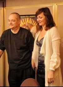 Jean-Pierre Jeunet et Julie Ferrier