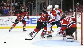 New Jersey Devils - Florida Panthers, photo: CTK