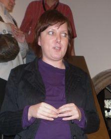 Lenka Želivská, foto: Zdeňka Kuchyňová
