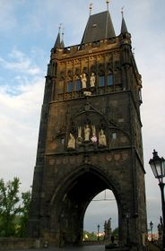 The Old Town bridge tower