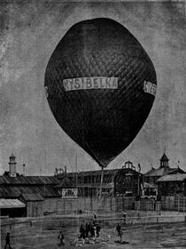 Balon Kysibelka, foto: volné dílo