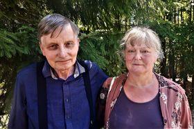 Pavel und Libuše Kučera (Foto: Maria Hammerich-Maier)