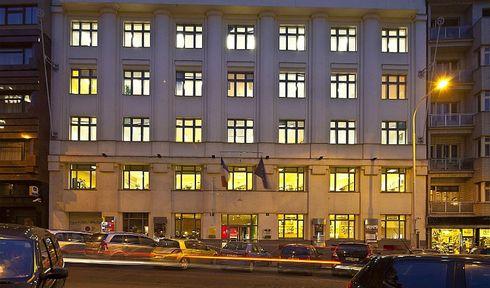 L'Institut français de Prague, photo: Tomáš Rasl / Site officiel de l'Institut français de Prague