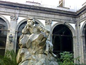 Konservatorium San Pietro in Majella (Foto: IlSistemone, Wikimedia Commons, CC BY-SA 3.0)