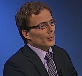 David Kufa (Foto: ČT24)
