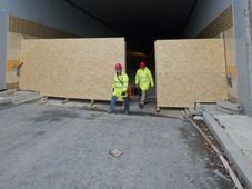 Tunnel Blanka (Foto: ČTK)