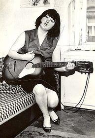 Jitka Vrbová en 1968, photo: www.jitkavrbova.cz