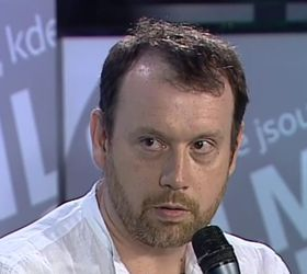 Martin Štěpánek, photo: Czech TV