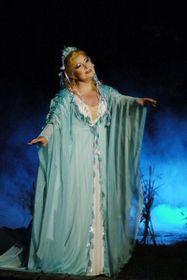 Eva Urbanová, photo: Jihočeské divadlo
