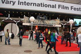El Festival Internacional de Cine de Karlovy Vary, foto: Štěpánka Budková