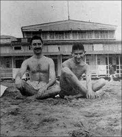 Franz Kafka and Max Brod