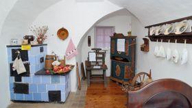 Božena Němcová's home in Červený Kostelec, photo: Tomáš Šimek