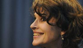 Fanny Ardant, photo: CTK