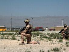 Чешские солдаты в Афганистане, фото: Габриела Горакова, Архив Армии ЧР